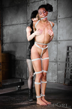 Raunchy girls nude