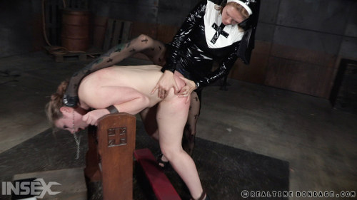 fucked by lesbian nun